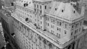 """בניין ה""""ניו-יורק טיימס"""" (צילום: רויטרס)"""