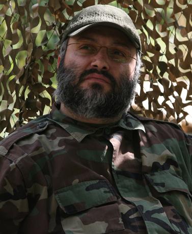 עימאד מורנייה צילום: פלאש 90