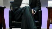 הפילוסוף ברנאר אנרי לוי (צילום: אוליבייה פיטוסי)