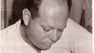 גולדשטיין בצעירותו, בשנות ה-50 (צילום: אסף קוטין, באדיבות המשפחה)
