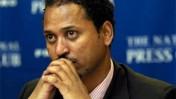 """דאוויט קבדה בטקס קבלת פרס חופש העיתונות (צילום: רודני לאמקי ג'וניור, יח""""צ-CPJ)"""
