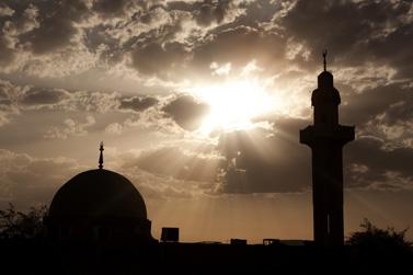 מסגד בירדן (צילום: מתניה טאוסיג)