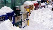 """עמדות למכירת עיתונים בבוסטון, ארה""""ב (צילום: כריס וולטון, רשיון cc-by-nc)"""