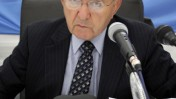 """ריצ'רד גולדסטון, יושב ראש הוועדה הבינלאומית של האו""""ם למבצע """"עופרת יצוקה"""" (צילום: האו""""ם; פלאש 90)"""