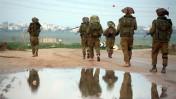 """חיילי צה""""ל עוזבים את רצועת עזה, אתמול (צילום: יוסי זמיר)"""