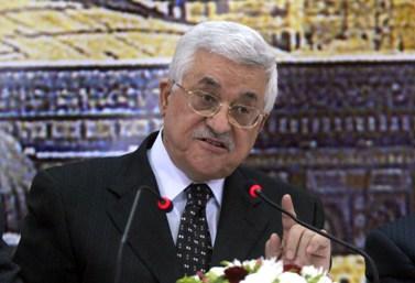 """יו""""ר הרשות הפלסטינית מחמוד עבאס (צילום: ליאור מזרחי)"""