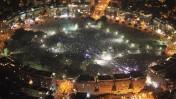 כיכר המדינה, אמש (צילום: מאיר פרטוש)