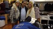 """ירון כרמון, מנכ""""ל אלביט מסחר וקמעונאות וגאפ ישראל, באירוע השקת חנות, אתמול בקניון ממילא בירושלים (צילום: אורן נחשון)"""