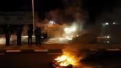הפגנה בטייבה, בשבוע שעבר (צילום: גילי יערי)