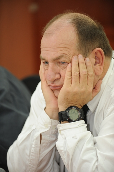 """ד""""ר איתן חי-עם, המנכ""""ל המתפטר של משרד הבריאות (צילום: גילי יערי)"""