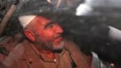 השיח' ראאד סלאח מובא למעצר, אתמול (צילום: קובי גדעון)