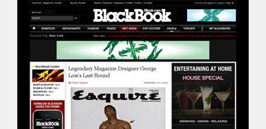 Legendary Magazine Designer George Lois's Last Round - BlackBook