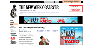 The Last Magazine Standing  The New York Observer