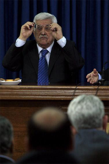 """יו""""ר הרשות אבו-מאזן (צילום: עיסאם רימאווי)"""
