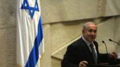 ראש הממשלה בנימין נתניהו, אתמול בכנסת (צילום: קובי גדעון)