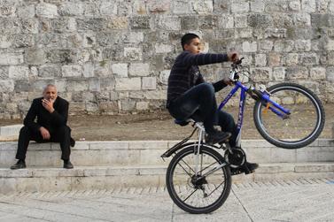 ירושלים, אתמול (צילום: נתי שוחט)