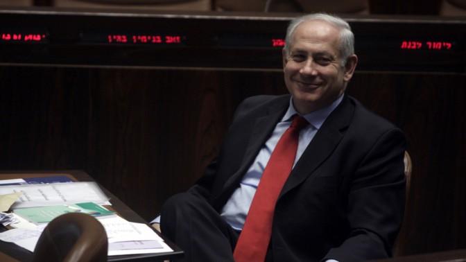 ראש ממשלת ישראל בנימין נתניהו. 20.1.10 (צילום: ליאור מזרחי)