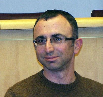 """יוסי סעידוב, לשעבר עורך האתר """"סקופ"""" (צילום: """"העין השביעית"""")"""
