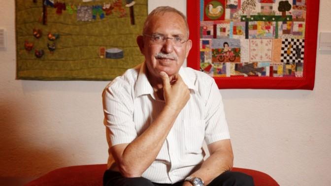 יעקב בורובסקי, 2012 (צילום: מרים אלסטר)