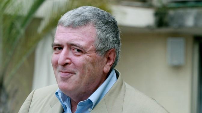 אמנון דנקנר, 2007 (צילום: משה שי)