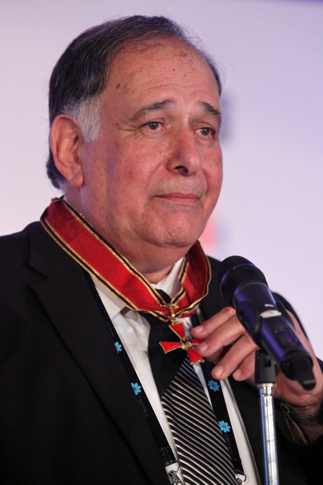 יונה יהב, ראש עיריית חיפה, 2012 (צילום: יואב ארי דודקביץ')