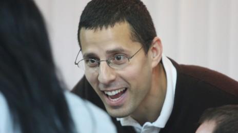 ג'רמי בלנק, מנהל קרן יורק בישראל (צילום: פלאש 90)