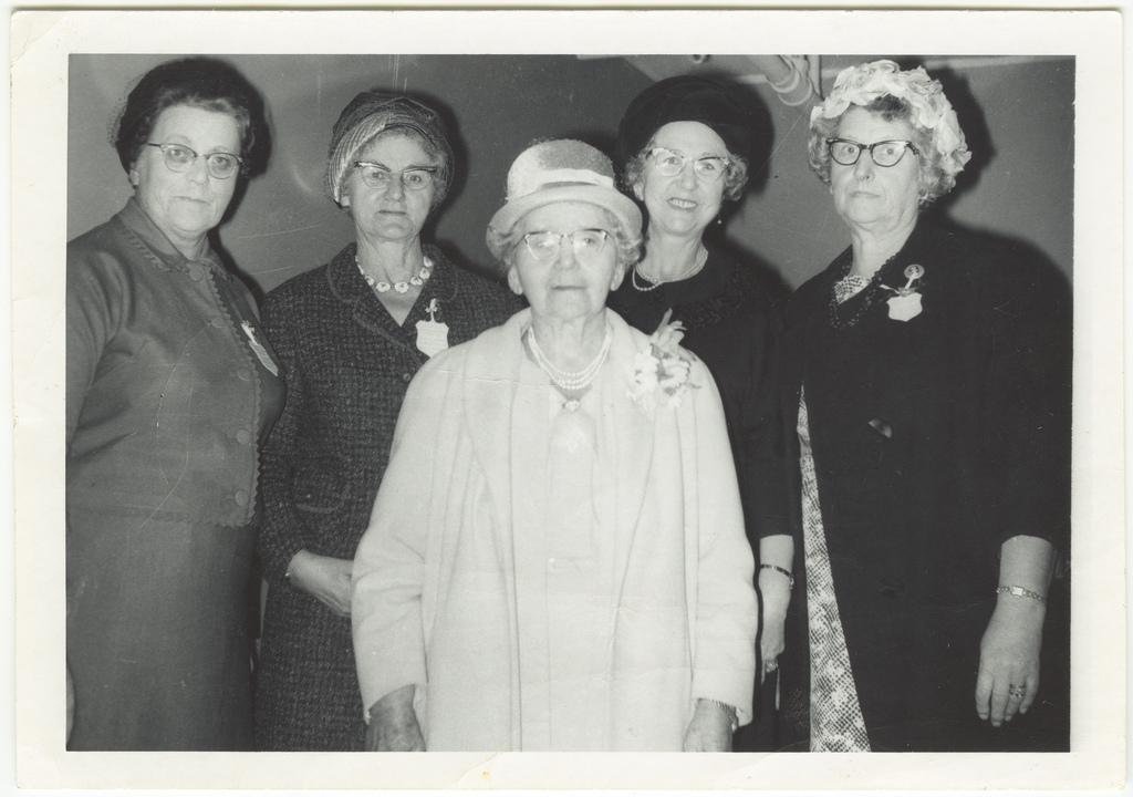 פעילות של ארגון WCTU, סידני, אוסטרליה, 1966 (צילום: Tasmanian Archive and Heritage Office, רשיון cc-by-nc)