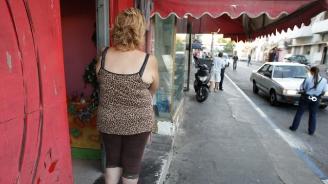 בית זונות בדרום תל-אביב, 2008 (צילום: קובי גדעון)