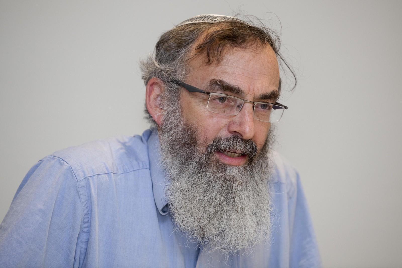 הרב דוד סתיו (צילום: פלאש 90)