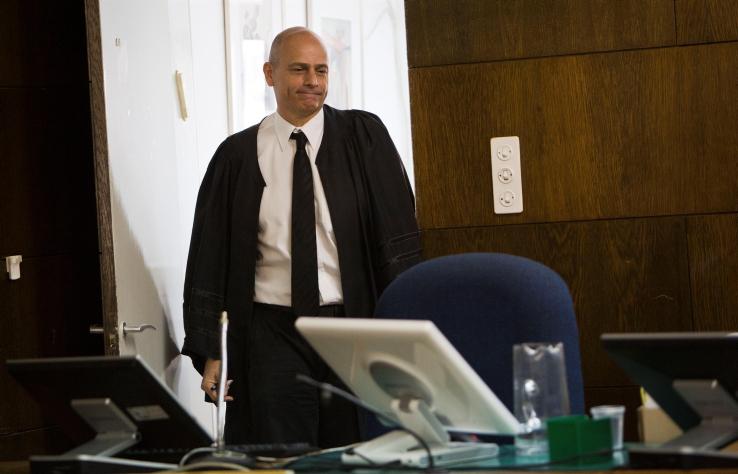 השופט איתן אורנשטיין (צילום: טל שחר)