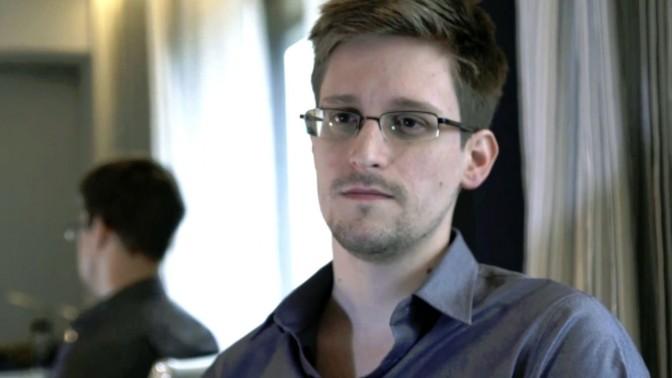 אדוארד סנודן, מדליף מסמכי ה-NSA (צילום מסך)