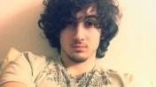 ג'וחאר צארנייב, המחבל מבוסטון, בצילום שפירסם בחשבון הטוויטר שלו