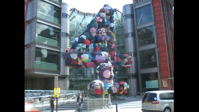 מטה ערוץ 4 בלונדון (צילום: דייוי סימס, רשיון cc-by-nc)