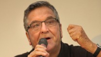 יעקב אחימאיר בכנס של האוניברסיטה הפתוחה, 31.7.13 (צילום: גדעון מרקוביץ)
