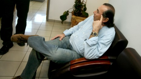 אלכס פישמן (צילום: משה שי)
