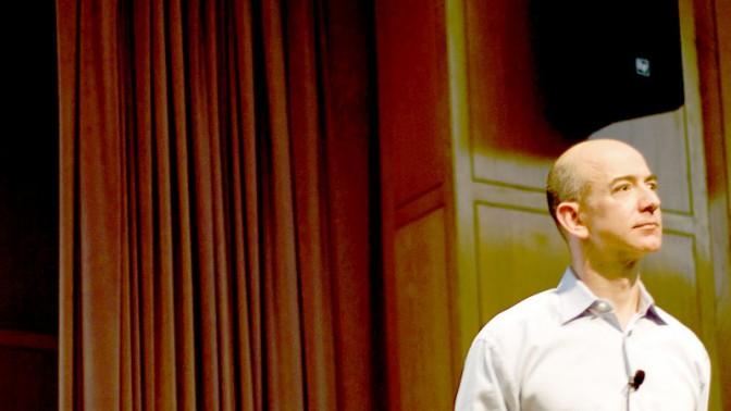 ג'ף בזוס (צילום: מת'יו טובנין, רשיון cc-by-nc-nd)