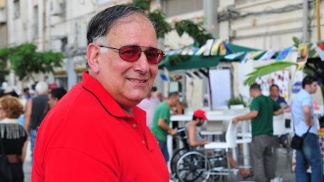ראש עיריית חיפה, יונה יהב. 3.7.09 (צילום: שי לוי)