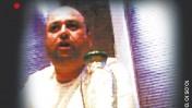 """אריק קליין כפי שנקלט באחת הפגישות עמו במצלמה נסתרת (צילום: מתוך תחקיר """"כלכליסט"""")"""