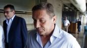 """יו""""ר אי.די.בי נוחי דנקנר בבית המשפט המחוזי בתל-אביב, 6.6.13 (צילום: פלאש 90)"""