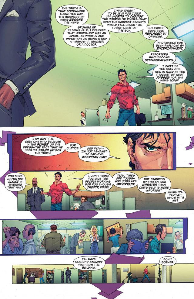"""מתוך """"סופרמן 13"""", אוקטובר 2012"""