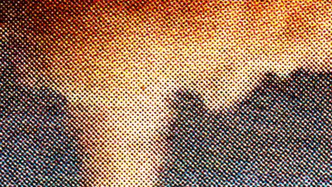 """פרט מתוך תמונת שיגור טיל, """"ידיעות אחרונות"""", 21.11.2013"""