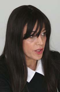"""חברת הוועד המנהל של רשות השידור גאולה אבידן, 2.12.13 (צילום: """"העין השביעית"""")"""