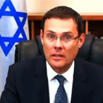 דוד סיגל, קונסול ישראל בלוס-אנג'לס (צילום מסך)