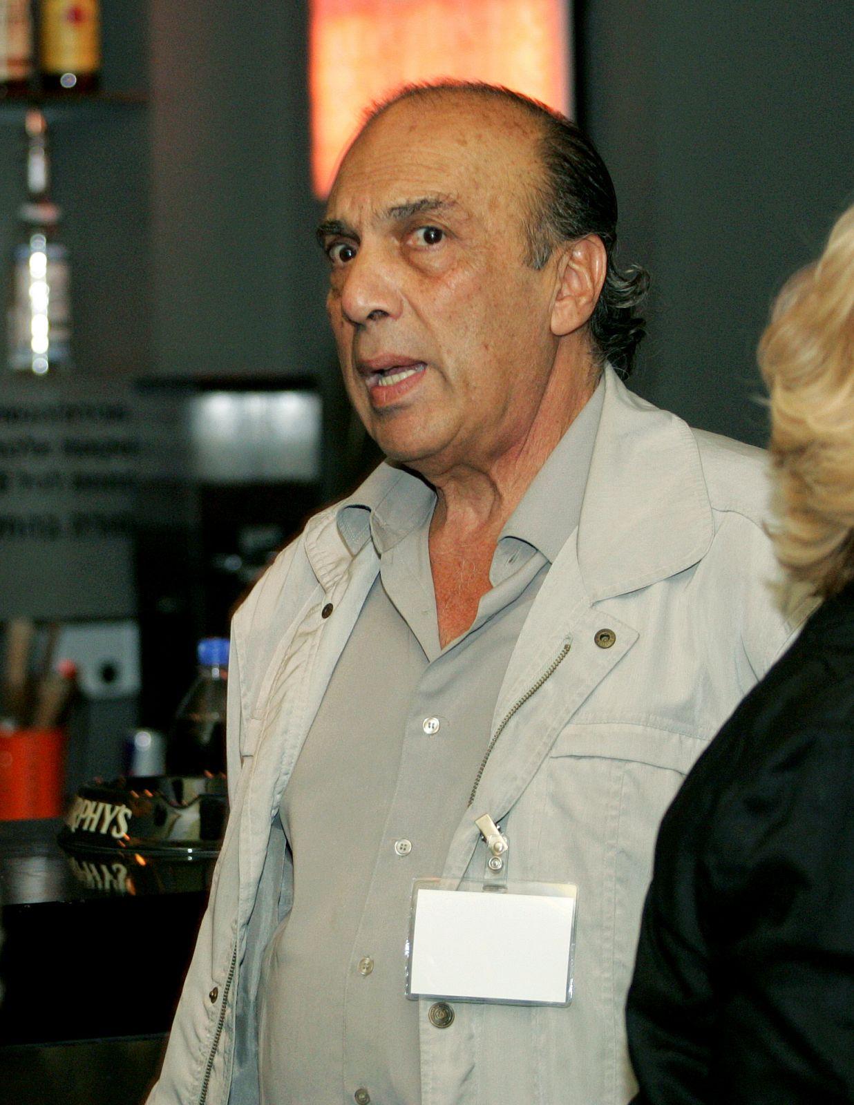 יוסף (ג'ו) בראל, 2005 (צילום: משה שי)