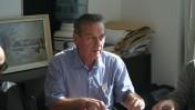 """אבי כץ, סמנכ""""ל הגבייה של רשות השידור עד לאחרונה, 2.12.13 (צילום: """"העין השביעית"""")"""