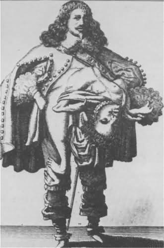 התאומים הסיאמיים לזרוס ויוהנס-בפטיסטה קולודרו, כוכבי מופע-מוזרויות באירופה של המאה ה-17 (נחלת הכלל)