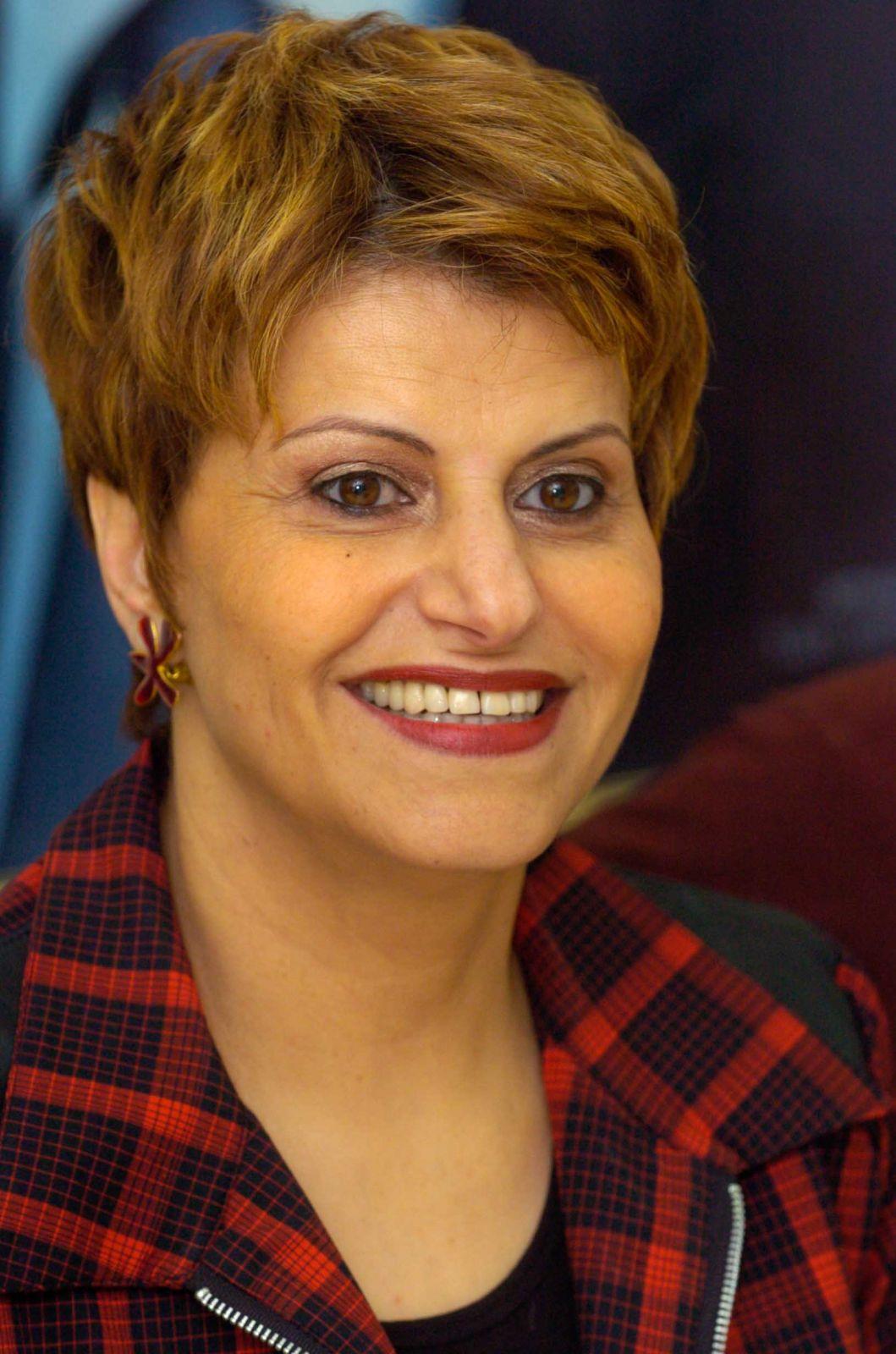 דליה איציק, 2006 (צילום: פלאש 90)