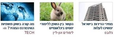 ארנבון מוצג כשפן בוואלה לימודים און-ליין