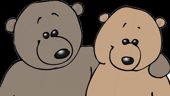 (איור דובים מחובקים: שאטרסטוק)