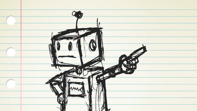 (איור רובוט: שאטרסטוק)